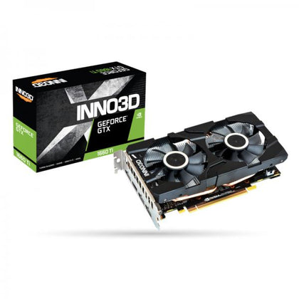 INNO3D GEFORCE GTX 1660 TI TWIN X2 6GB