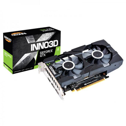 INNO3D GEFORCE GTX 1650 4 GB TWIN X2 OC