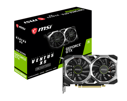 GeForce GTX 1650 SUPER™ VENTUS XS OC