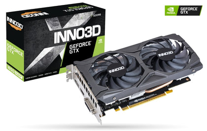 INNO3D GEFORCE GTX 1650 SUPER 4GB TWIN X2 OC