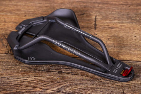 carbon rail in saddle