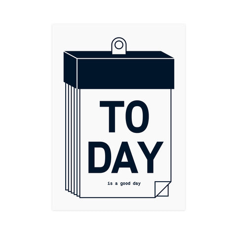 "Poster ""Today"""