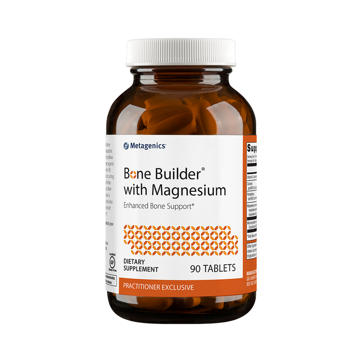 Bone Builder® with Magnesium <br>Enhanced Bone Support*