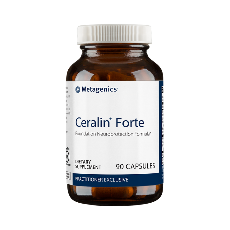 Ceralin® Forte <br>Foundation Neuroprotection Formula*