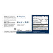 Cortico-B5B6® <br>Supports Production of Adrenal Hormones