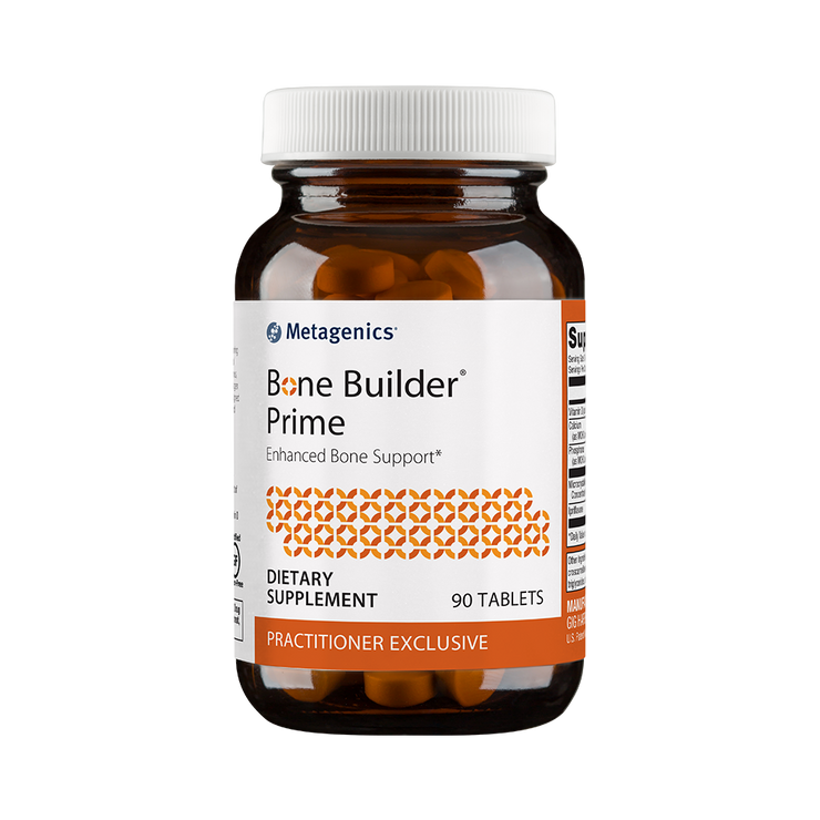 Bone Builder® Prime (formerly Cal Apatite Plus) <br>Enhanced Bone Support*