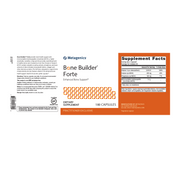 Bone Builder® Forte <br>Enhanced Bone Support*