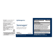 Serenagen® <br>Traditional Herbal Stress Management Formula*