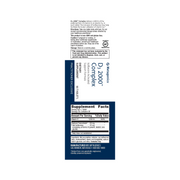 D3 2000™ Complex (formerly Iso D3™) <br>Isoflavone Activated Support Formula