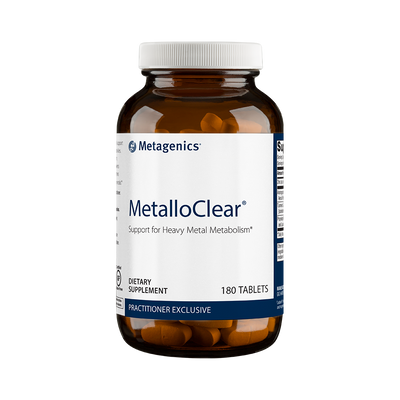 MetalloClear® <br>Support for Heavy Metal Metabolism*
