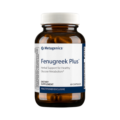 Fenugreek Plus® <br>Herbal Support for Healthy Glucose Metabolism*