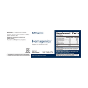 Hemagenics® <br>Support for Red Blood Cells