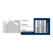 Ceriva® <br>Cognitive & Memory Support*
