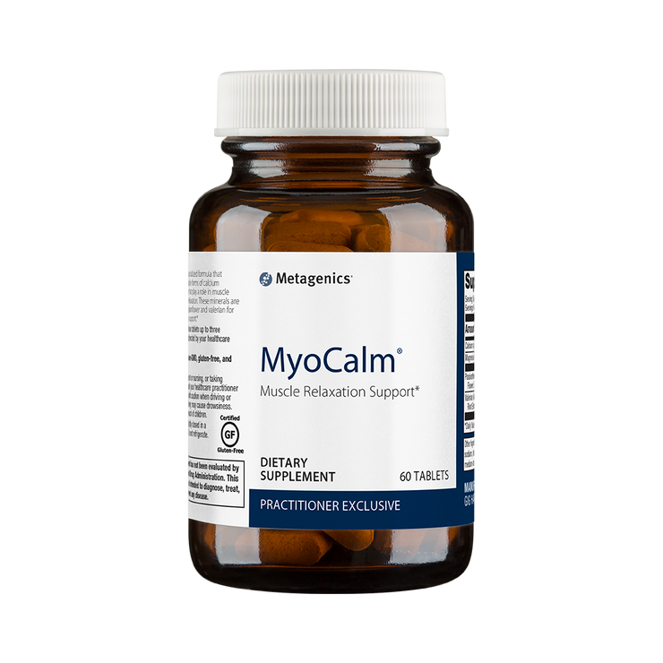 MyoCalm® <br>Muscle Relaxation Formula*