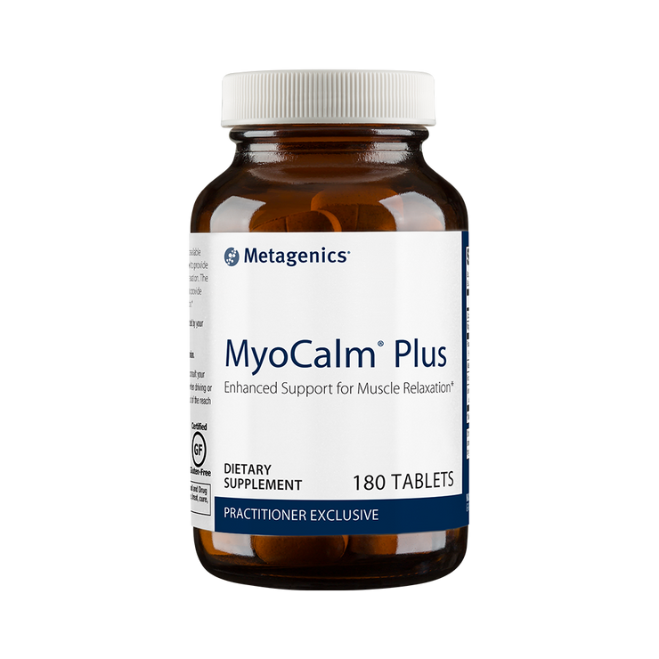 MyoCalm® Plus <br>Enhanced Support for Muscle Relaxation*