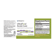 UltraFlora® Acute Care <br>Targeted Relief for Acute Bowel Distress*