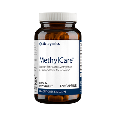 MethylCare™ <br>Support for Healthy Methylation & Homocysteine Metabolism*