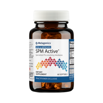 SPM Active <br>Specialized Pro-resolving Mediators