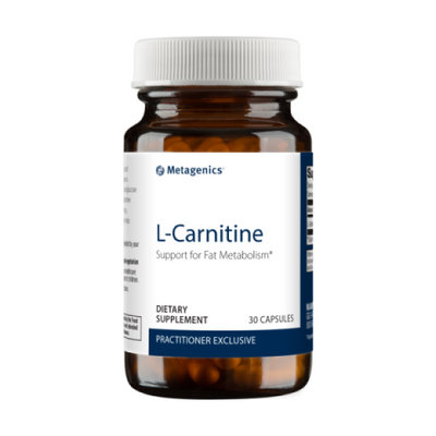 L-Carnitine <br>Support for Fat Metabolism*