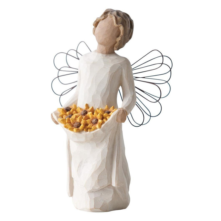 Willow Tree Sunshine Angel, Sculpted Hand-Painted Figure