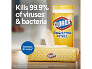 Clorox Disinfecting Wipes, Orange Scent 35 each