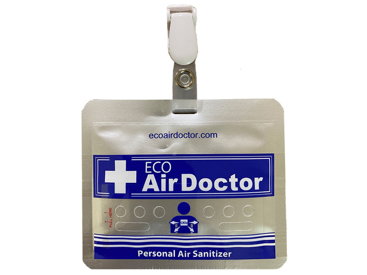 Eco AirDoctor- Personal Air Sanitizer