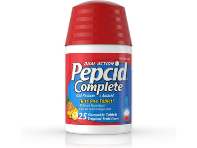 Pepcid Complete Acid Reducer and Antacid