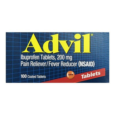 Advil Advanced Medicine For Pain And Fever Reducer