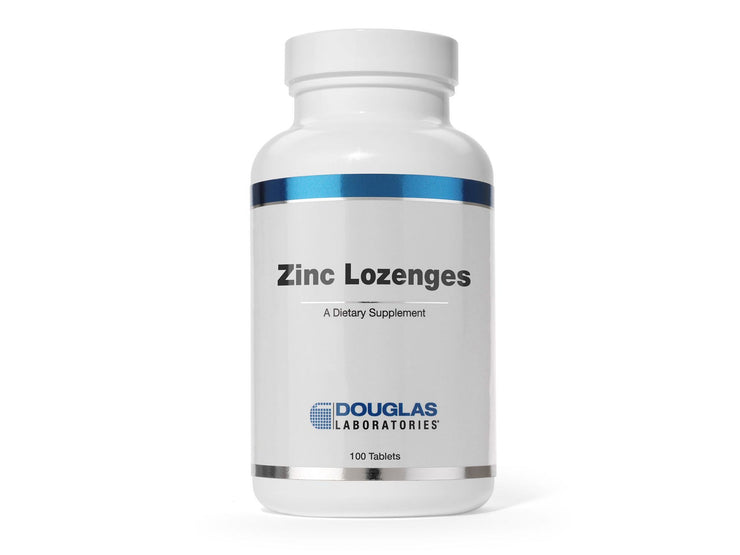 Zinc Lozenges 10mg 100 Tablets
