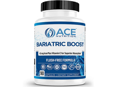 Bariatric Boost One-A-Day Multivitamin 45 mg with Iron
