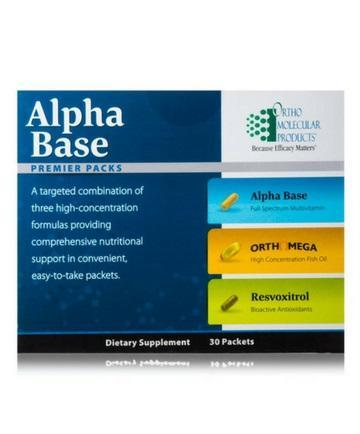Alpha Base Premier Packs