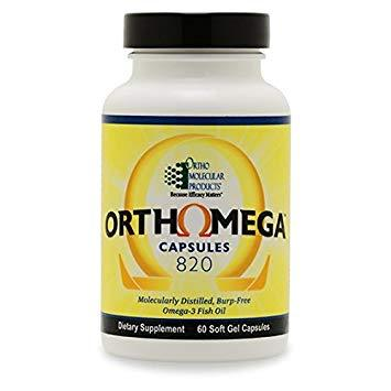 Orthomega 820 Fish Oil