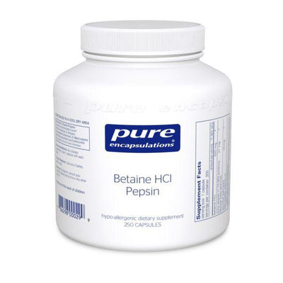Betaine HCl Pepsin Formula
