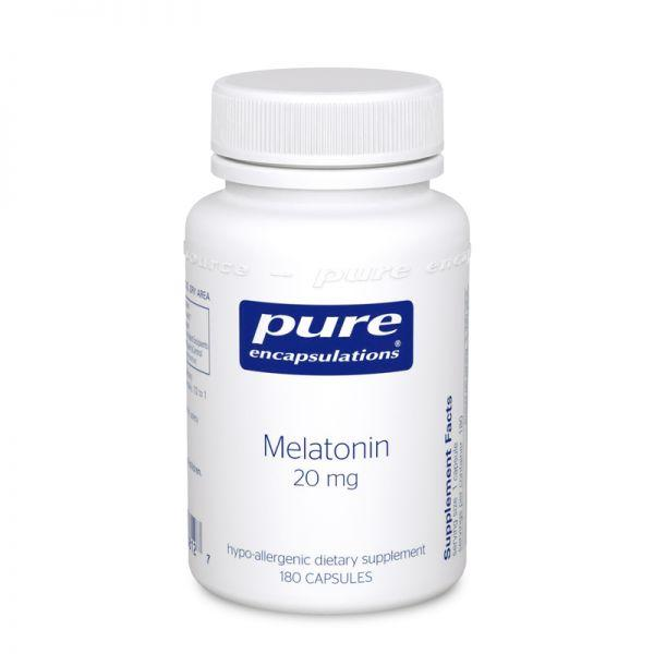 Melatonin for Healthy Cells and Tissues 20 mg