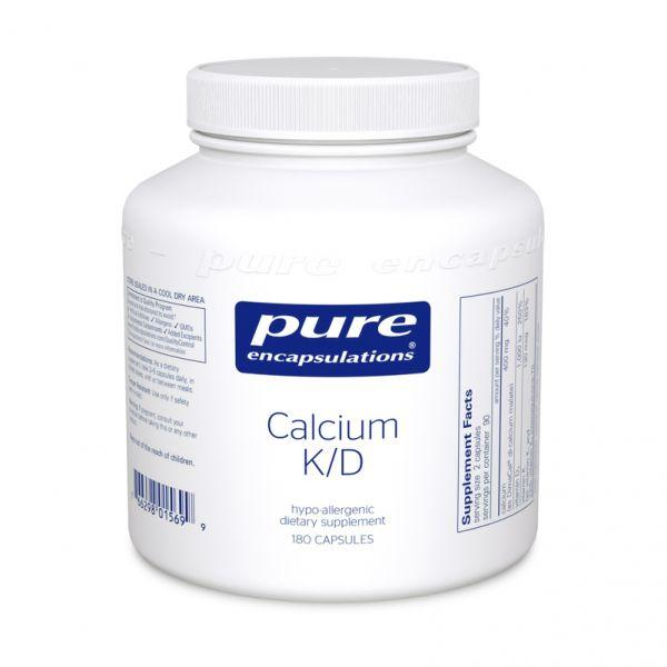 Calcium K/D Bone & Cardio Health Support