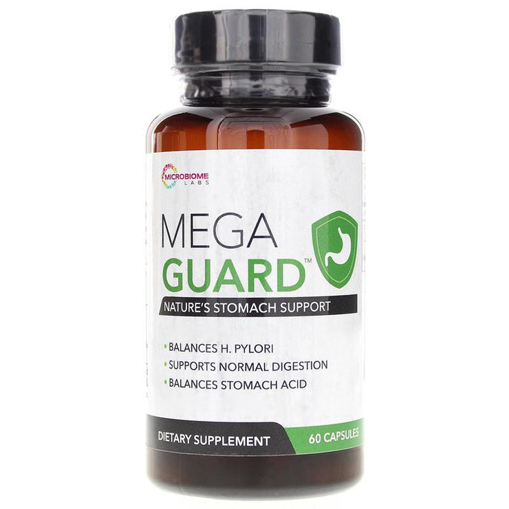 MegaGuard Nature's Stomach Support