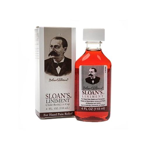 Sloans Pain Relieving Liniment