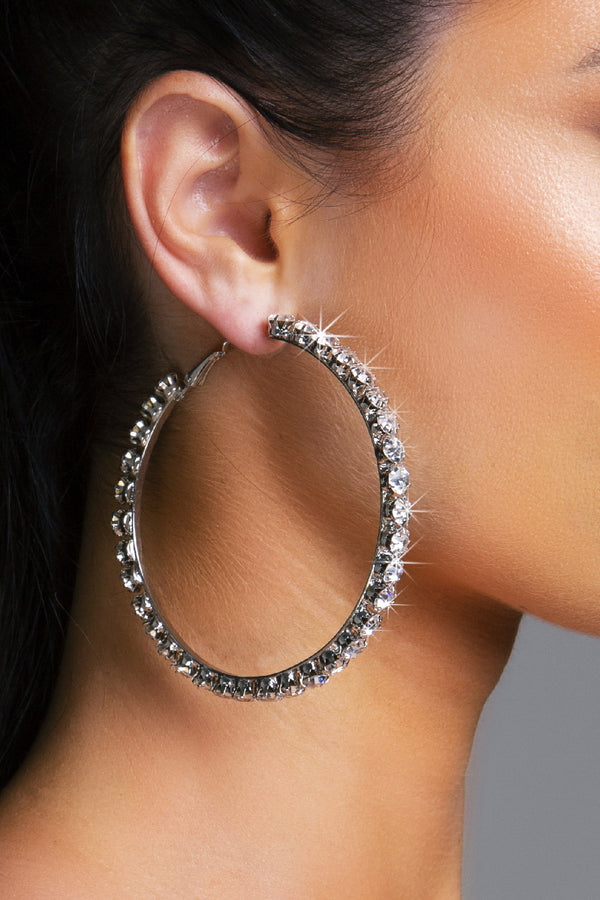 SHERRY EARRINGS SILVER