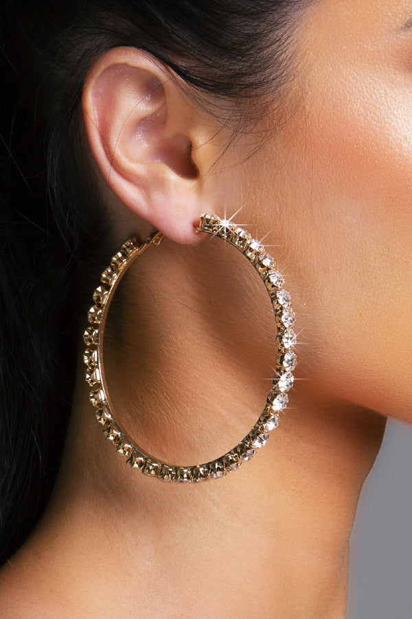 SHERRY EARRINGS GOLD