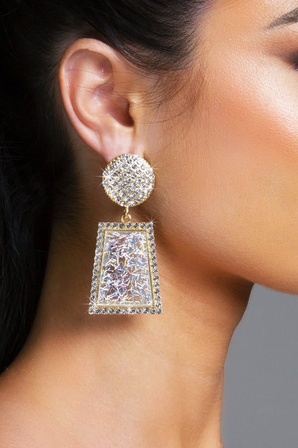 ALLYSUM EARRINGS GOLD