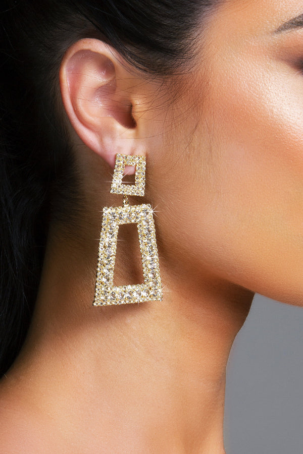 NARA EARRINGS GOLD