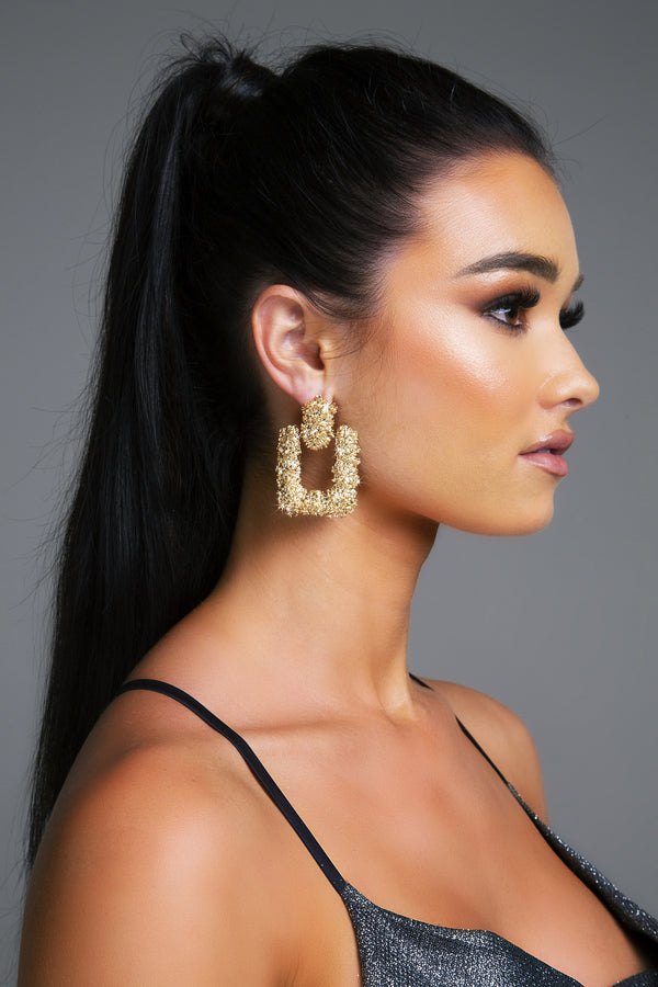 KILA EARRINGS GOLD