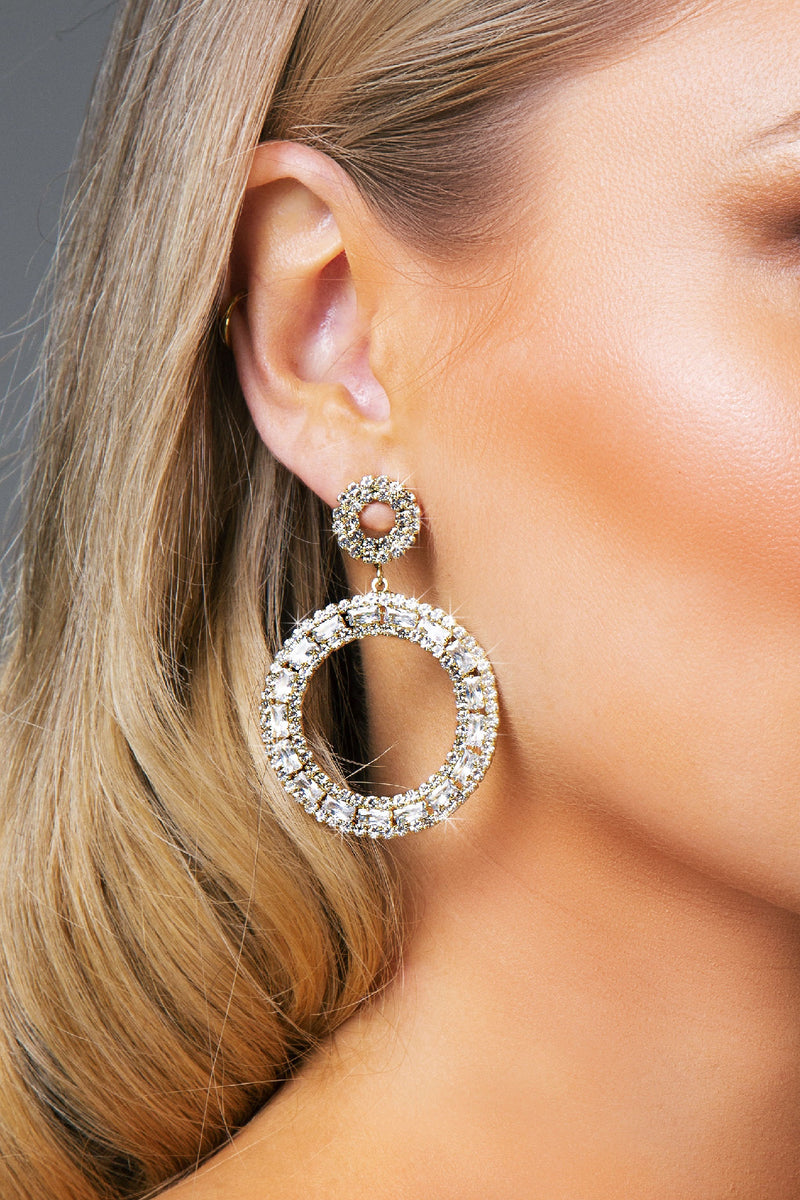 TAQUILE EARRINGS GOLD
