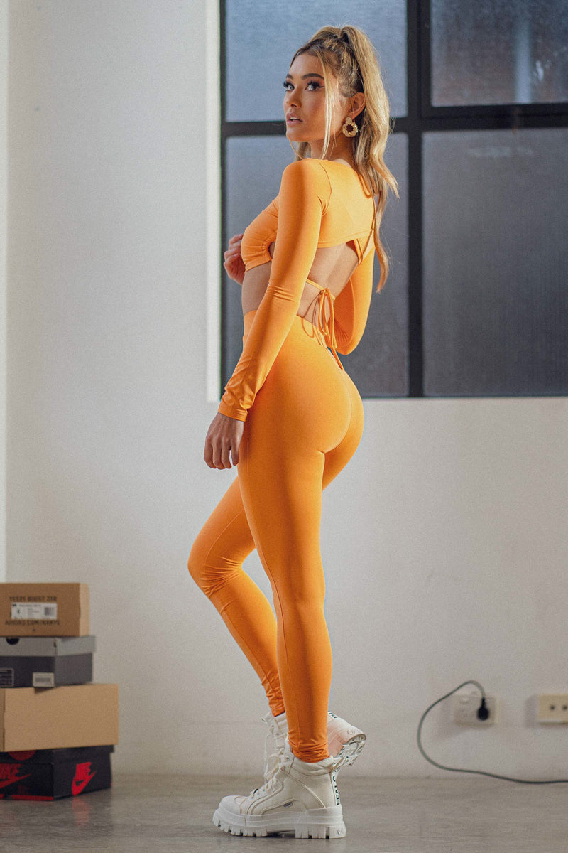 KILA LEGGINGS ORANGE