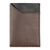 Vegan Card Wallet | Brown
