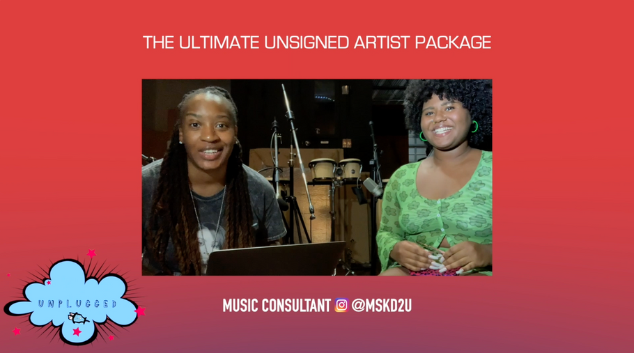 Ultimate Artist Giveaway Series 1 Aliyah Skye