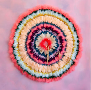 Plumes Feather Tree Skirt