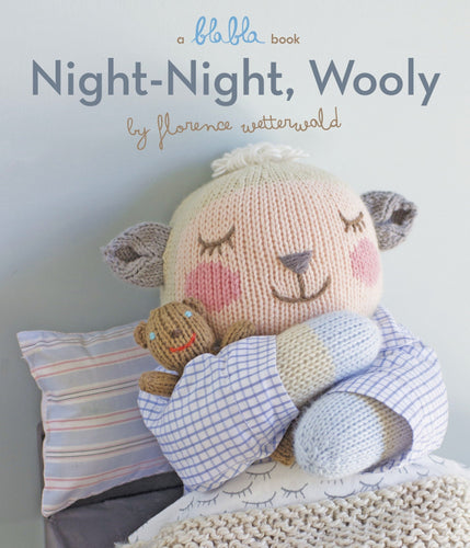 Night Night Wooly Book