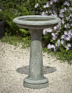 The Essential Birdbath