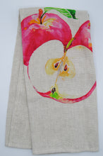 Load image into Gallery viewer, Tea Towel with Apples